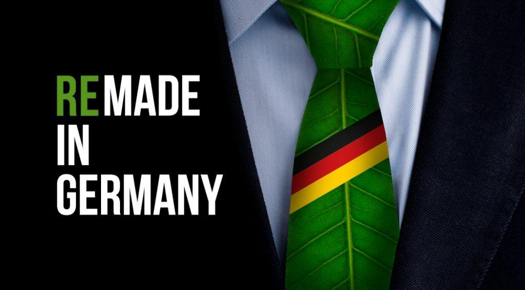 """Jetzt sofort: renew """"Made in Germany"""" – Ein Vorzeige-Land in der Krise. Es wird Zeit für ein radikales Umdenken und einen Neustart."""